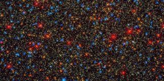 The Omega Centauri cluster. NASA, ESA, and the Hubble SM4 ERO Team